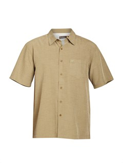 TGG0Men s Deep Water Bay Short Sleeve Shirt by Quiksilver - FRT1