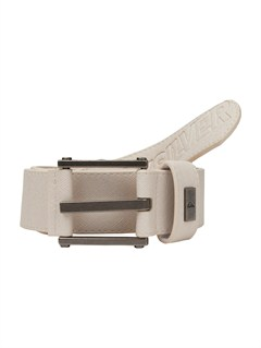 WBB0Sector Leather Belt by Quiksilver - FRT1