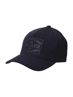 NVYMountain and Wave Hat by Quiksilver - FRT1