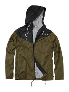 CRH0Shoreline Jacket by Quiksilver - FRT1