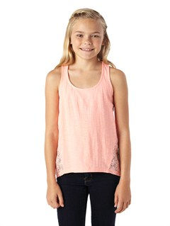 MGE0Girls 7- 4 Roxy Border Rashguard by Roxy - FRT1