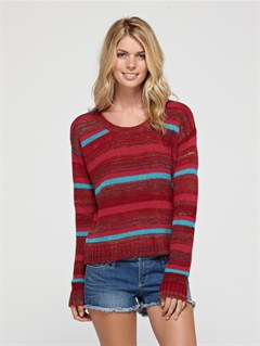 MQG4Good Day Sunshine Sweater by Roxy - FRT1