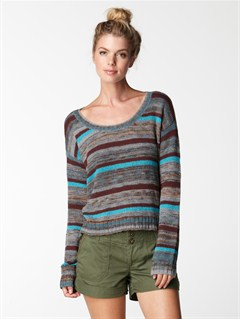 RSQ3Same Old Feeling Sweater by Roxy - FRT1