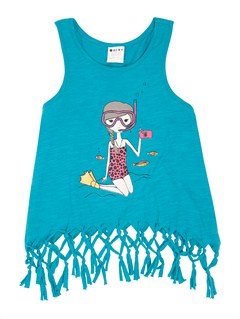 BPM0GIRLS 2-6 CREEKSIDE TANK by Roxy - FRT1