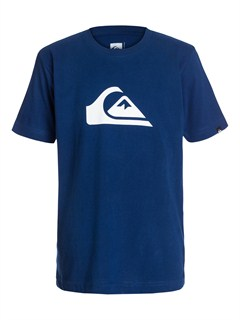 BSW0Boys 8- 6 Mountain And Wave Shirt by Quiksilver - FRT1