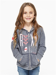 DKBGirls 2-6 First Grade Hoodie by Roxy - FRT1