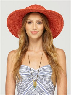 FLMBreezy Straw Hat by Roxy - FRT1