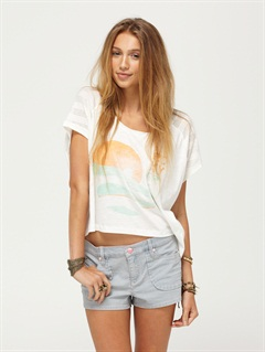 PRLRoxy Wave V-Neck Tee by Roxy - FRT1