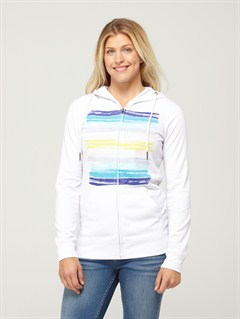WHTGlacial 2 Zip Up Hooded Fleece by Roxy - FRT1