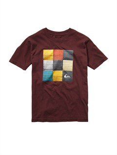 RSS0Boys 8- 6 True Test T-Shirt by Quiksilver - FRT1
