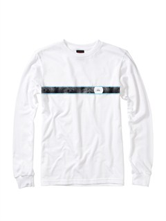 WBB0Boys 8- 6 After Dark Long Sleeve T-Shirt by Quiksilver - FRT1