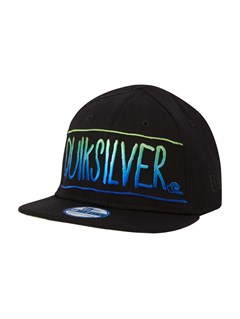 BNY0Boys 2-7 Grommet Reversible Hat by Quiksilver - FRT1