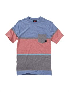 BQC3Boys 2-7 Crash Course T-Shirt by Quiksilver - FRT1