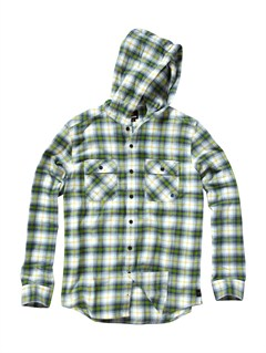 BTK1Boys 2-7 Bam Bam Long Sleeve Flannel Shirt by Quiksilver - FRT1