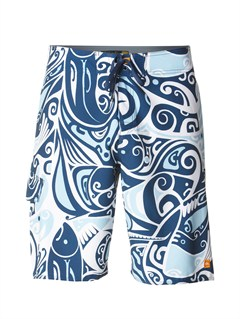 BRD0Men s Last Call 20  Boardshorts by Quiksilver - FRT1