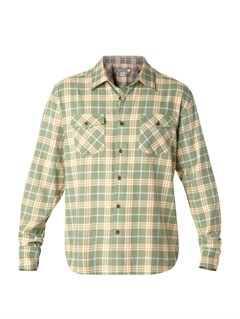 GNT0Biscay Long Sleeve Shirt by Quiksilver - FRT1