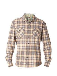 KQY0Men s Aikens Lake Long Sleeve Shirt by Quiksilver - FRT1