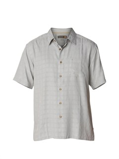 KNF0Men s Long Weekend Short Sleeve Shirt by Quiksilver - FRT1