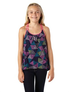 PSS6Girls 7- 4 Roxy Border Rashguard by Roxy - FRT1