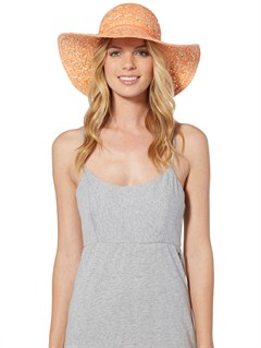 NJG0Breezy Straw Hat by Roxy - FRT1