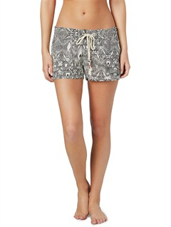 SEZ6Smeaton Denim Print Shorts by Roxy - FRT1