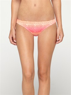 MLN3Beach Dreamer Brazilian String Bikini Bottoms by Roxy - FRT1