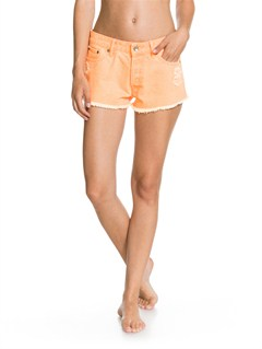 NHP0Smeaton Stripe Shorts by Roxy - FRT1
