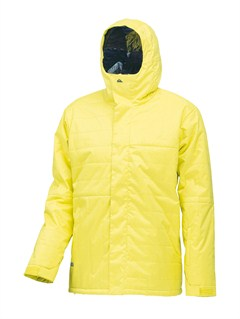MAZTravis Rice Polar Pillow  5K Jacket by Quiksilver - FRT1
