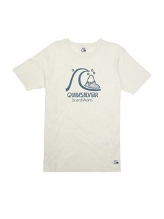 WBS03D Fake Out T-Shirt by Quiksilver - FRT1