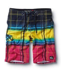 NVYBOYS 8- 6 A LITTLE TUDE BOARDSHORTS by Quiksilver - FRT1