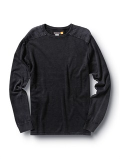 BLKMen s Corners Sweater by Quiksilver - FRT1