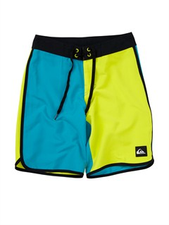 BNY0Boys 8- 6 Kelly Boardshorts by Quiksilver - FRT1