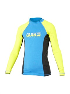 XBGKBaby All Time LS Rashguard by Quiksilver - FRT1