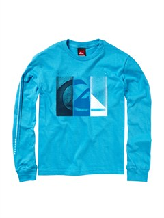 BMJ0Boys 8- 6 After Dark Long Sleeve T-Shirt by Quiksilver - FRT1