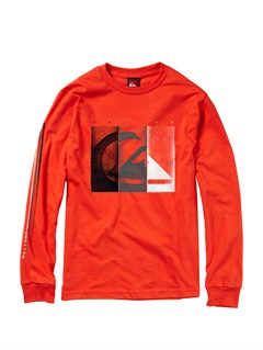 RQF0Boys 8- 6 Beatnik Long Sleeve T-Shirt by Quiksilver - FRT1