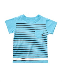 BHR3Baby Barracuda Cay Shirt by Quiksilver - FRT1