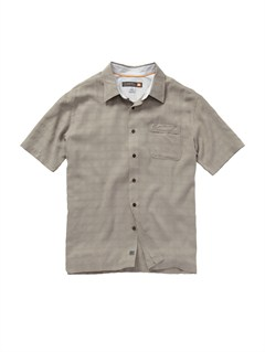 SMB0Men s Deep Water Bay Short Sleeve Shirt by Quiksilver - FRT1