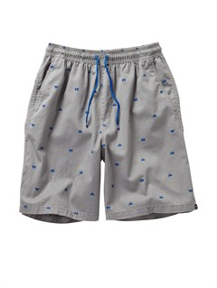 "SKT6Avalon 20"" Shorts by Quiksilver - FRT1"