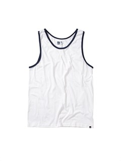 WHTBig Foot Slim Fit Tank by Quiksilver - FRT1