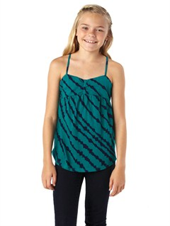 GRL3Girls 7- 4 Roxy Border Rashguard by Roxy - FRT1