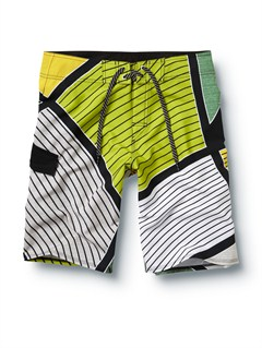 LIMBoys 8- 6 A little Tude Boardshorts by Quiksilver - FRT1