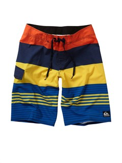 BQR3BOYS 8- 6 A LITTLE TUDE BOARDSHORTS by Quiksilver - FRT1
