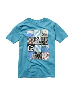 BLP0Boys 8- 6 Attack T-Shirt by Quiksilver - FRT1