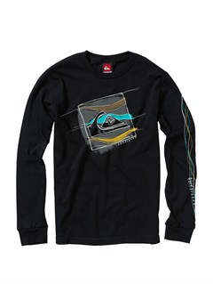 KVJ0Boys 8- 6 After Dark Long Sleeve T-Shirt by Quiksilver - FRT1