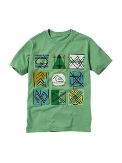 HEGBoys 2-7 Sprocket T-Shirt by Quiksilver - FRT1