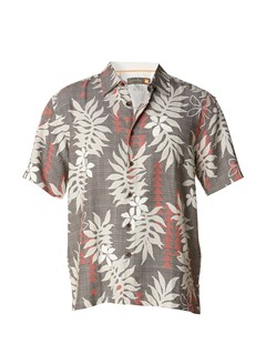 KQY0Men s Deep Water Bay Short Sleeve Shirt by Quiksilver - FRT1