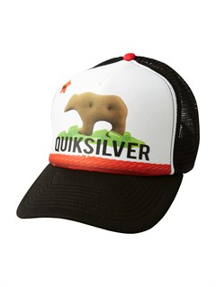 RRD0After Hours Trucker Hat by Quiksilver - FRT1