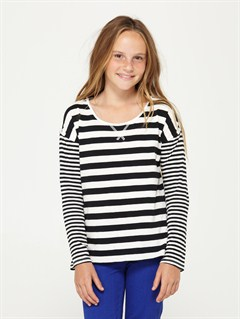 BELGirls 7- 4 Bananas For Roxy Baby Tee by Roxy - FRT1
