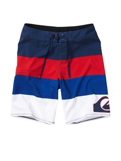 BTK3BOYS 8- 6 A LITTLE TUDE BOARDSHORTS by Quiksilver - FRT1