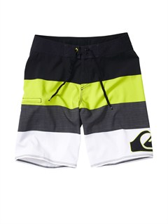 KVJ3Boys 8- 6 Kelly Boardshorts by Quiksilver - FRT1